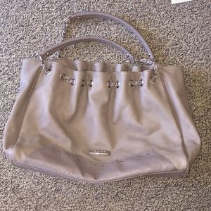 Grey Steve Madden Purse